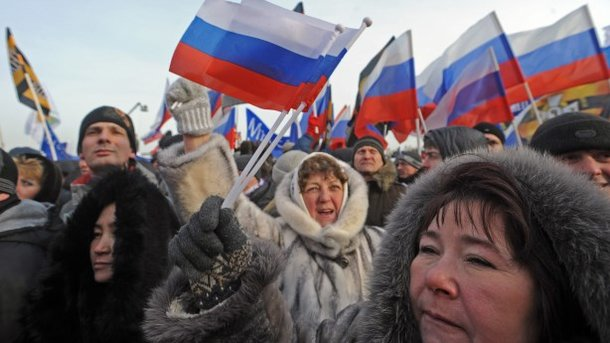 Жители России признали, чтоРФ началась сКиевской Руси, ноне Московского царства