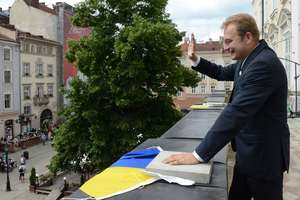 Why a garden blockade and the mayor of Lviv