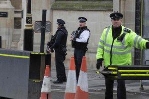 Стрельба у парламента Великобритании: есть убитые и раненые