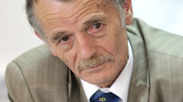 Прокуратура начала расследование озапрете М.Джемилеву въезда вКрым