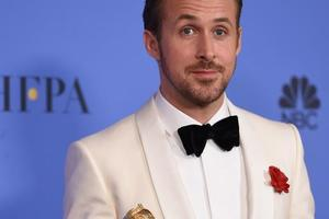 Ryan Gosling and explained why they were laughing during the scandal at the Oscars