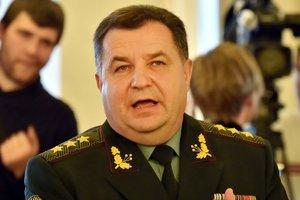 Poltorak knows how long still will burn the ammunition depots in Balakleya