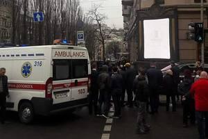Подробности стрельбы в центре Киева: один мужчина погиб, второй – в реанимации - очевидцы