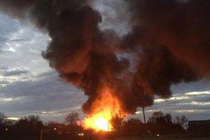 Взрывы в Балаклее слышны на расстоянии 15-20 км – местные жители
