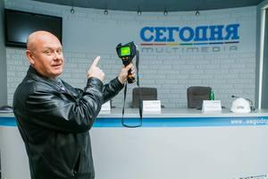 """Энергоаудитор ворвался в редакцию """"Сегодня"""""""