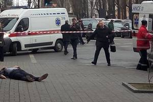 Gerashchenko jämfört mordet Boronenkov med Nemtsov, Sheremet och Litvinenko