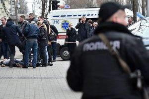 Появилось видео с места убийства Вороненкова