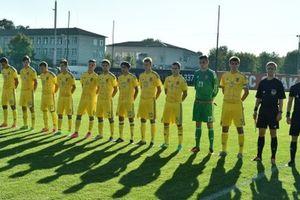 Сборная Украины (U17) обыграла Швецию в отборе на Евро-2017