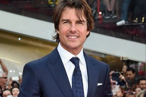 Tom cruise is preparing to perform the most difficult trick in his career