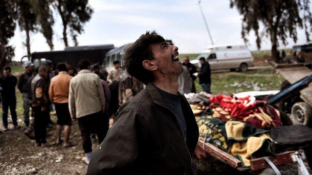 Около 200 человек погибли вМосуле вовремя авиаудара