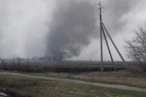 In Balakliia brucia edificio di cinque piani - residenti