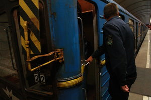 In Kiev say about the next price increase for subway and ground transport from 1 April