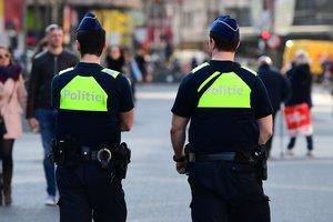 In Belgien verhinderten Terroranschlag