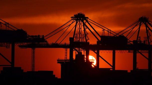 ВУкраинском государстве упало промышленное производство зимой