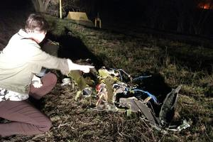 Савченко: В результате взрыва на военном складе в Балаклее повреждено восемь жилых домов