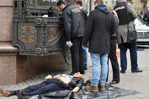 Un caso di omicidio Вороненкова: conseguenza di imposta e interrogando testimoni
