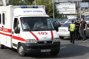 В Киеве мать избила 4-летнюю девочку, ребенка привезли в больницу без сознания
