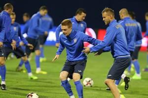 Хорватия - Украина: когда матч и где смотреть