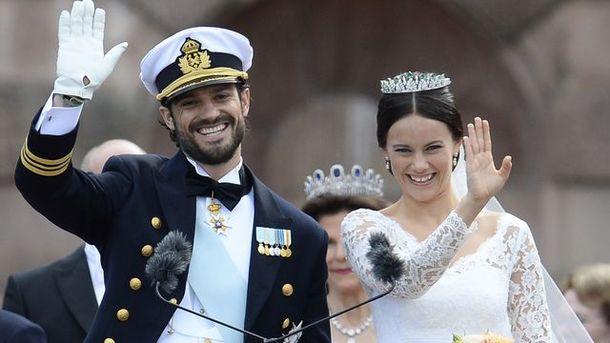 Супруга шведского принца Карла Филиппа ожидает 2-го ребенка