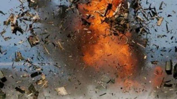 Пресс-офицер: Звуки взрывов вМариуполе вызваны плановой утилизацией боеприпасов