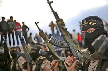 """""""Исламское государство"""" взяло ответственность за нападение на Росгвардию в Чечне - СМИ"""