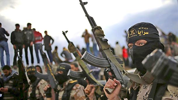Пока путин бомбит Сирию:«Исламское государство» взяло ответственность за нападение на подразделение Росгвардии в Чечне