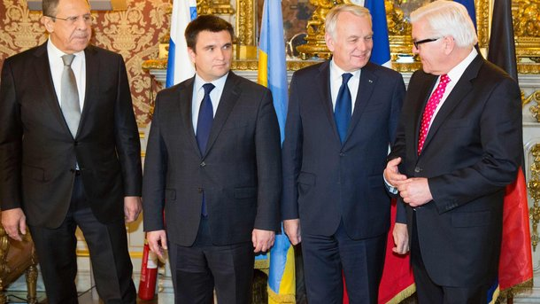 Российская Федерация непринемает участие вовстрече «нормандской четверки» встолице франции