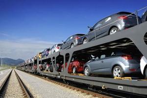 L'Ukraine a jailli le flux automobile