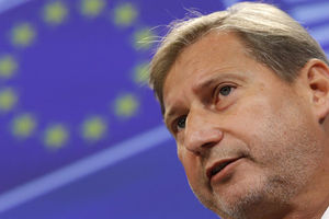 Changes in Ukrainian law on e-declarations to revise – EU Commissioner Hahn