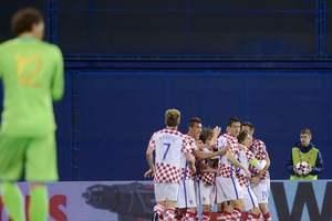 Обзор матча Хорватия - Украина - 1:0