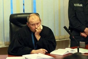 The court of appeal without an alternative of bail has left under arrest of Chaus, who is hiding in Moldova