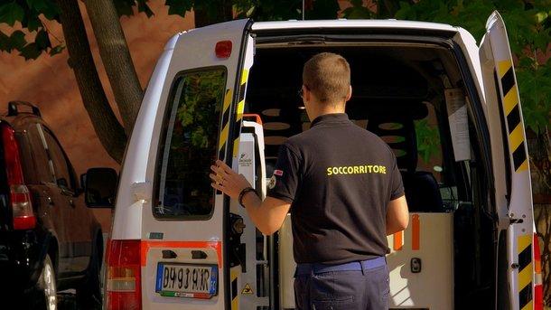 ВКанаде автомобиль сбил человека согнестрельным ранением