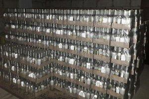 Policie se vztahuje masivní výroba фальсифицированного alkoholu – Аваков