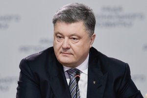 Poroshenko appealed to the Europeans