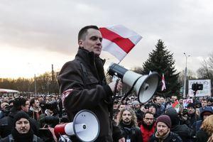 В Минске задержали одного из организаторов масштабного митинга