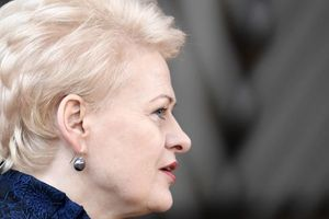 Grybauskaite told, whether the appearance of