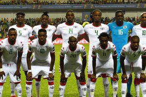 Seven players of Burkina Faso are unable to obtain visas to enter the UK