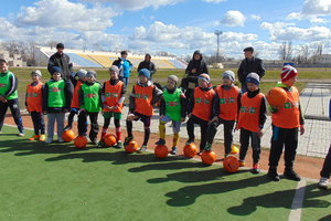 Shakhtar launched a project for children Severodonetsk