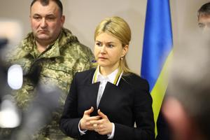 Svetlichnaya told about the situation in Balakleysky district