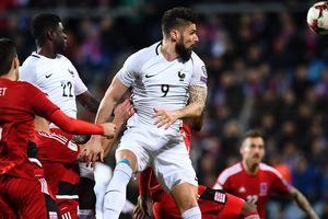 Francia derrotó a luxemburgo en la selección en la copa mundial de la fifa 2018