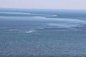 En odesa, se registraron meteorológica de tsunami