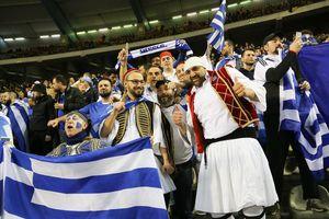 Обзор матча Бельгия - Греция - 1:1