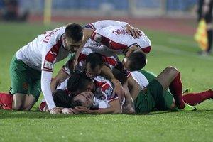 Обзор матча Болгария - Голландия - 2:0