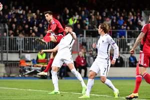 Обзор матча Люксембург - Франция - 1:3