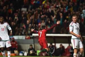 Обзор матча Португалия - Венгрия - 3:0