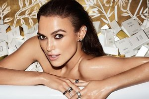 Keira Knightley starred in spicy photo shoot for Chanel