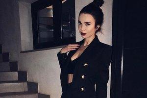 Анна Кравец пришла в ресторан в спортивных штанах