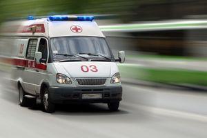 В Одессе женщина упала из окна многоэтажки