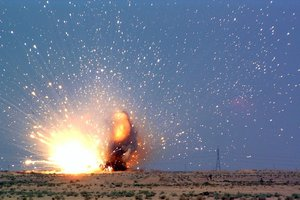 Под Краматорском разбился военный вертолет: есть погибшие