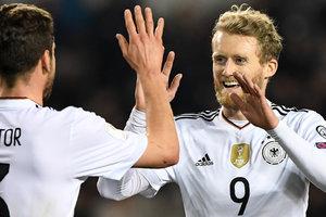 Сборная Германии выдала лучший старт отборочной кампании в своей истории
